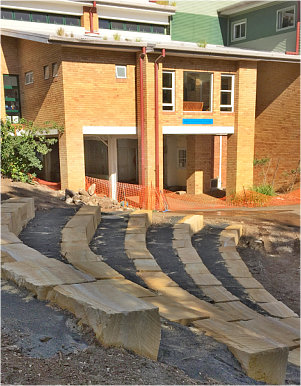 Sandstone Blocks Ipswich Locations Client Projects
